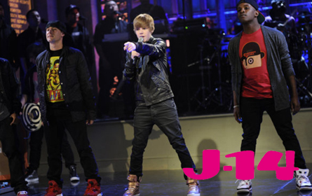 Justin Bieber Goes Funny on Saturday Night Live Part 2 - J-14