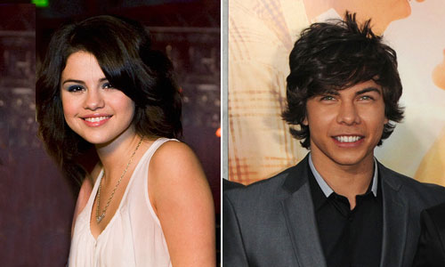 Cameron quiseng og Selena Gomez dating