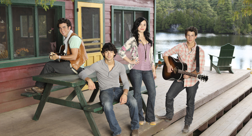camp rock soundtrack 1 and 2