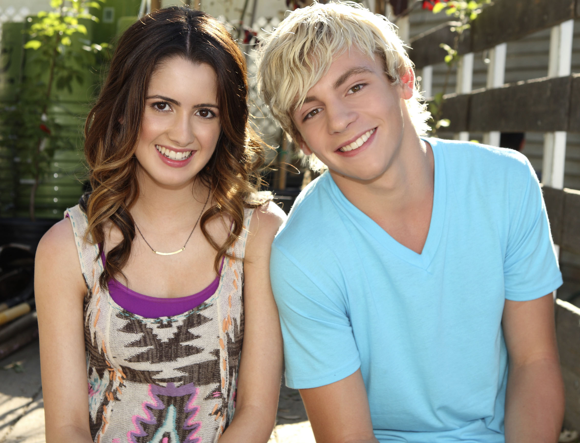 Austin and ally dating against your type