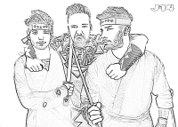one-direction-coloring-page