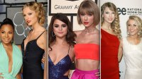 Update: 10 Photos of Taylor Swift Towering Over Other Stars
