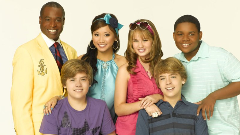 Suite Life On Deck pp