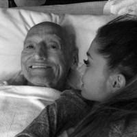 ariana-grande-grandpa-grandfather-sick