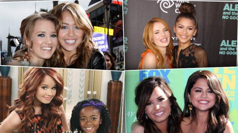 Disney Channel Feuds