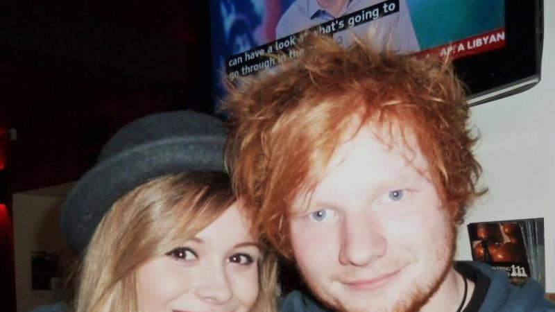 Find Out How Ed Sheeran's Ex Feels About the Song He Wrote