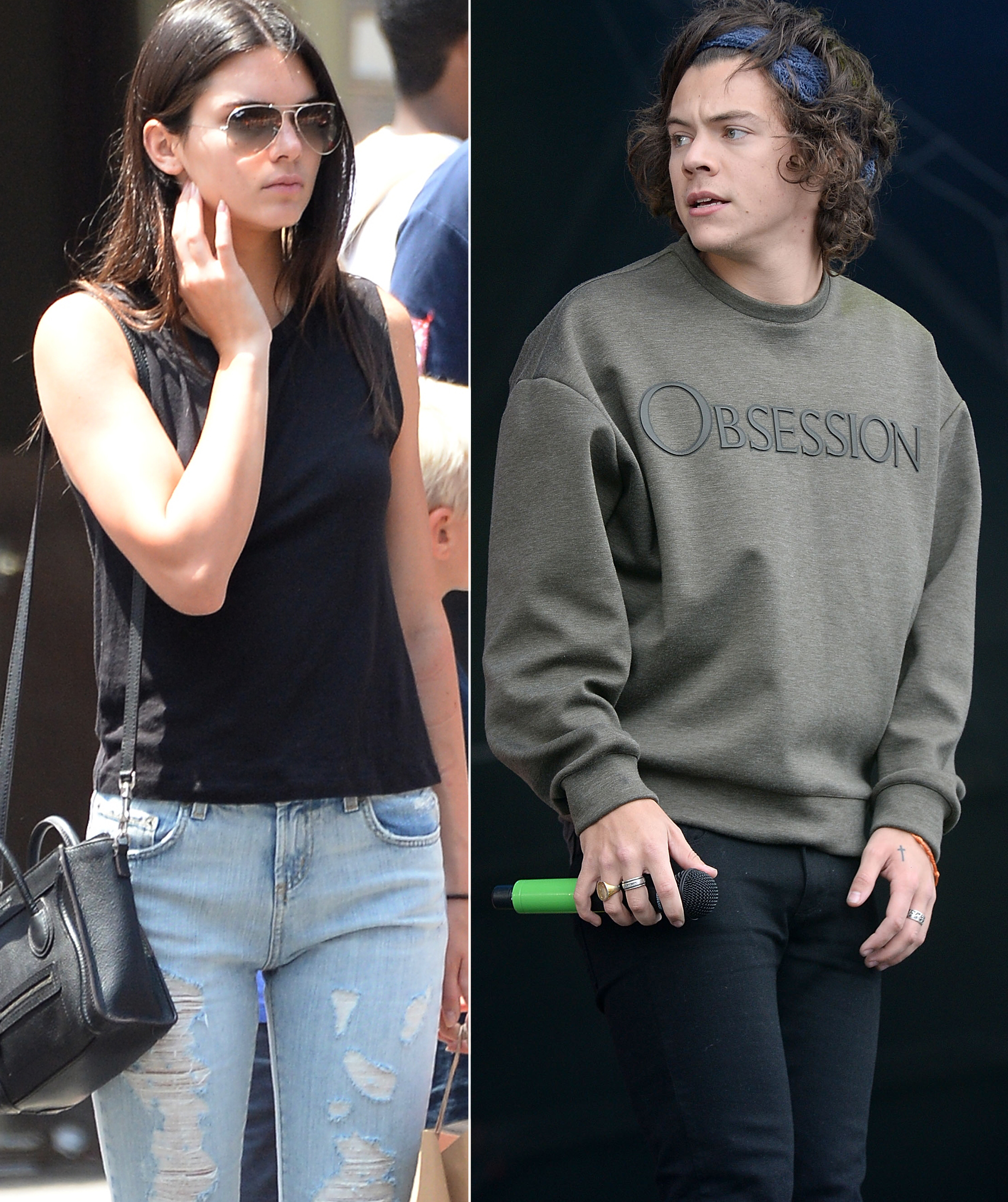 Are harry styles and kendall Jenner dating again
