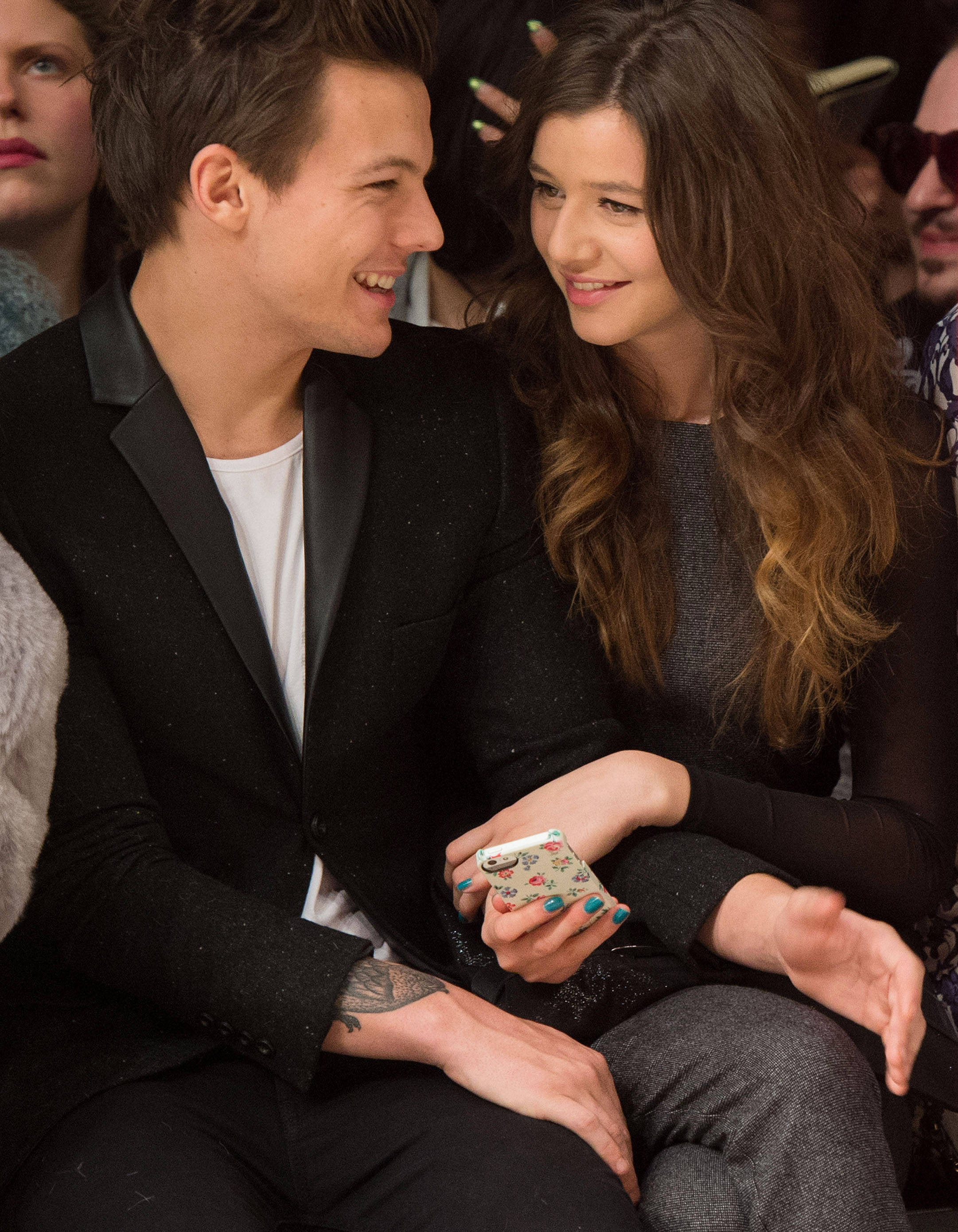 You Won't Believe What Louis Tomlinson Did for Eleanor ...