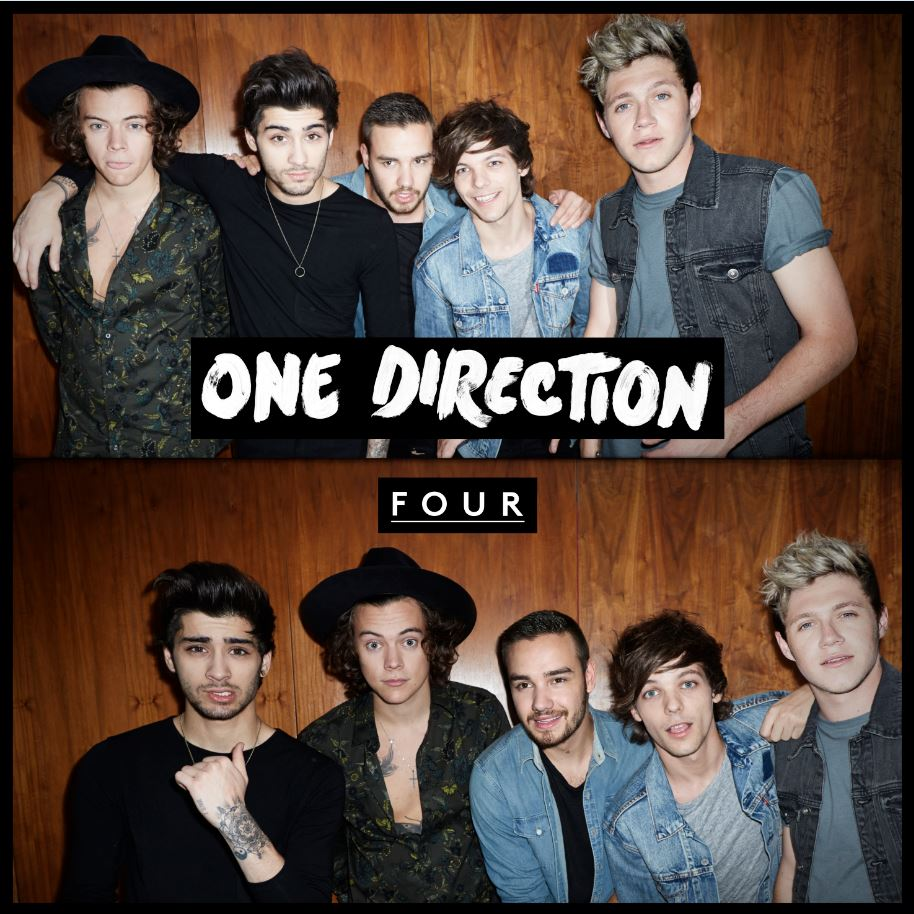 one direction 'four'