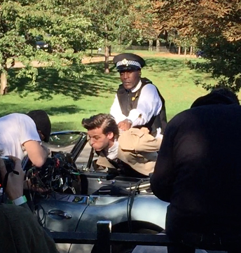 louis tomlinson arrested music video