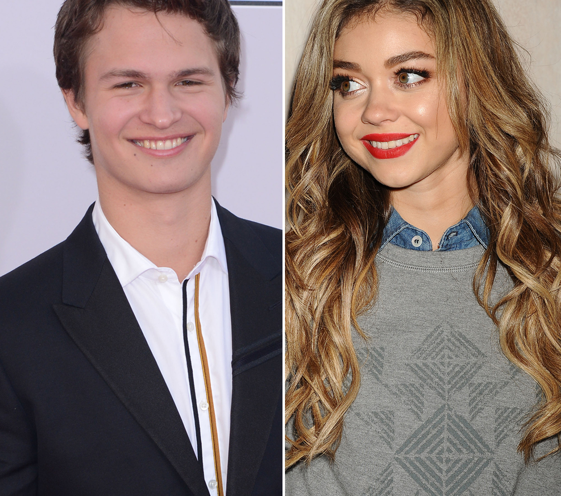 Who is ansel elgort currently dating