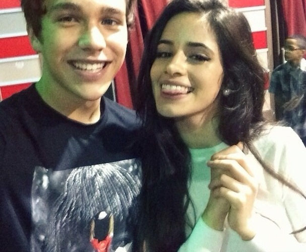 camila admits to dating austin