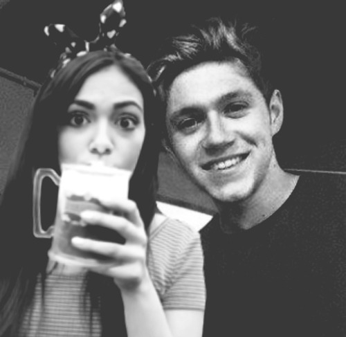 Is bethany mota dating niall horan