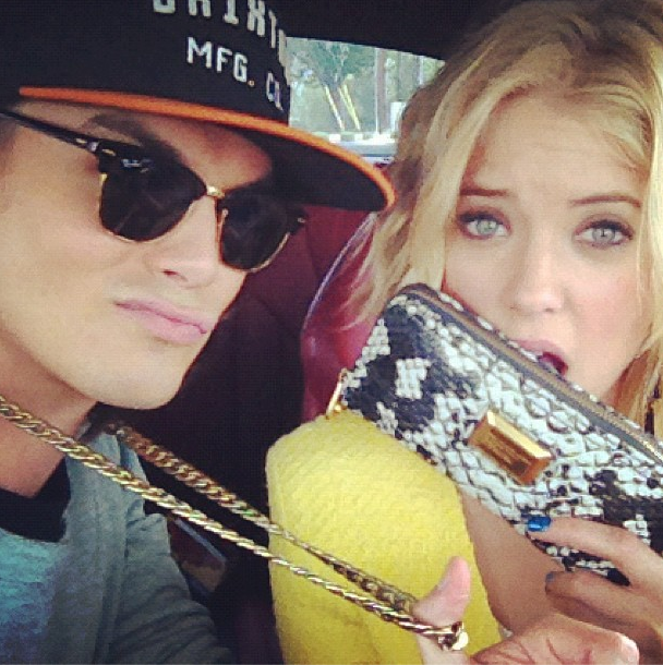 are tyler and ashley dating