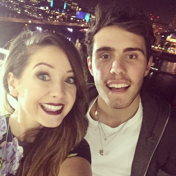 alfie and zoella dating 2014