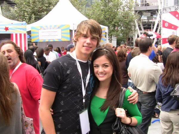 lucy hale and tony oller