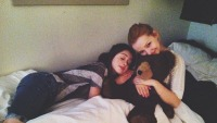 dove-cameron-laura-marano-sleeping