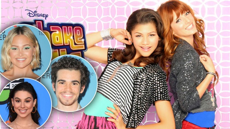 Shake It Up Guest Stars