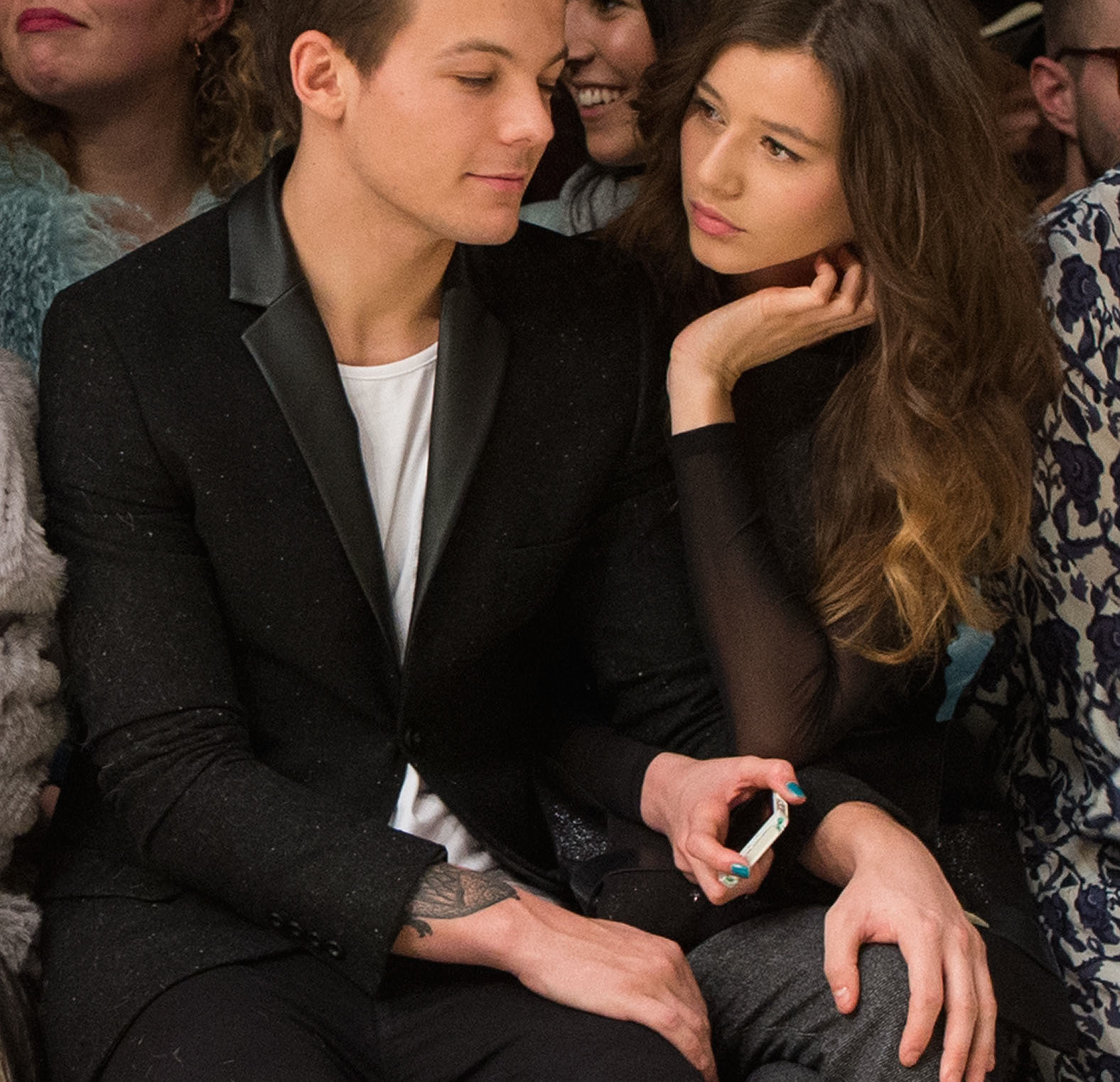 Louis Tomlinson and Eleanor Calder Break Up Rumors After ...