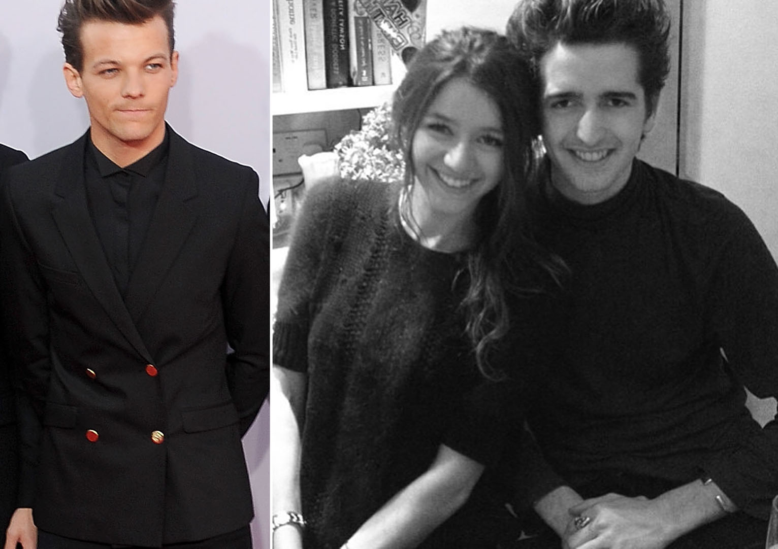 fe5bed4f5525 Did Eleanor Calder Move On From Louis Tomlinson With Max Hurd