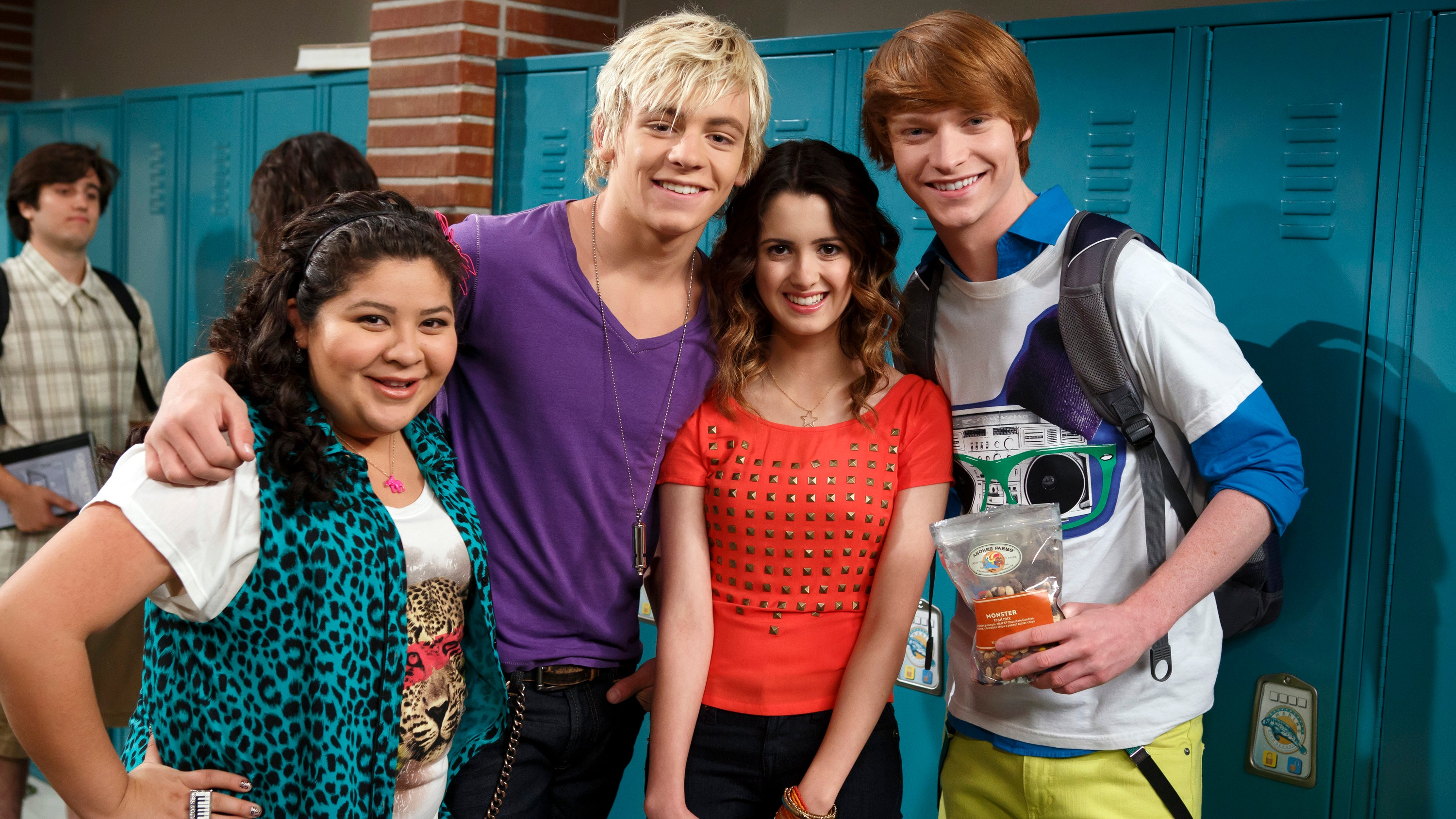 Austin and Ally Cast