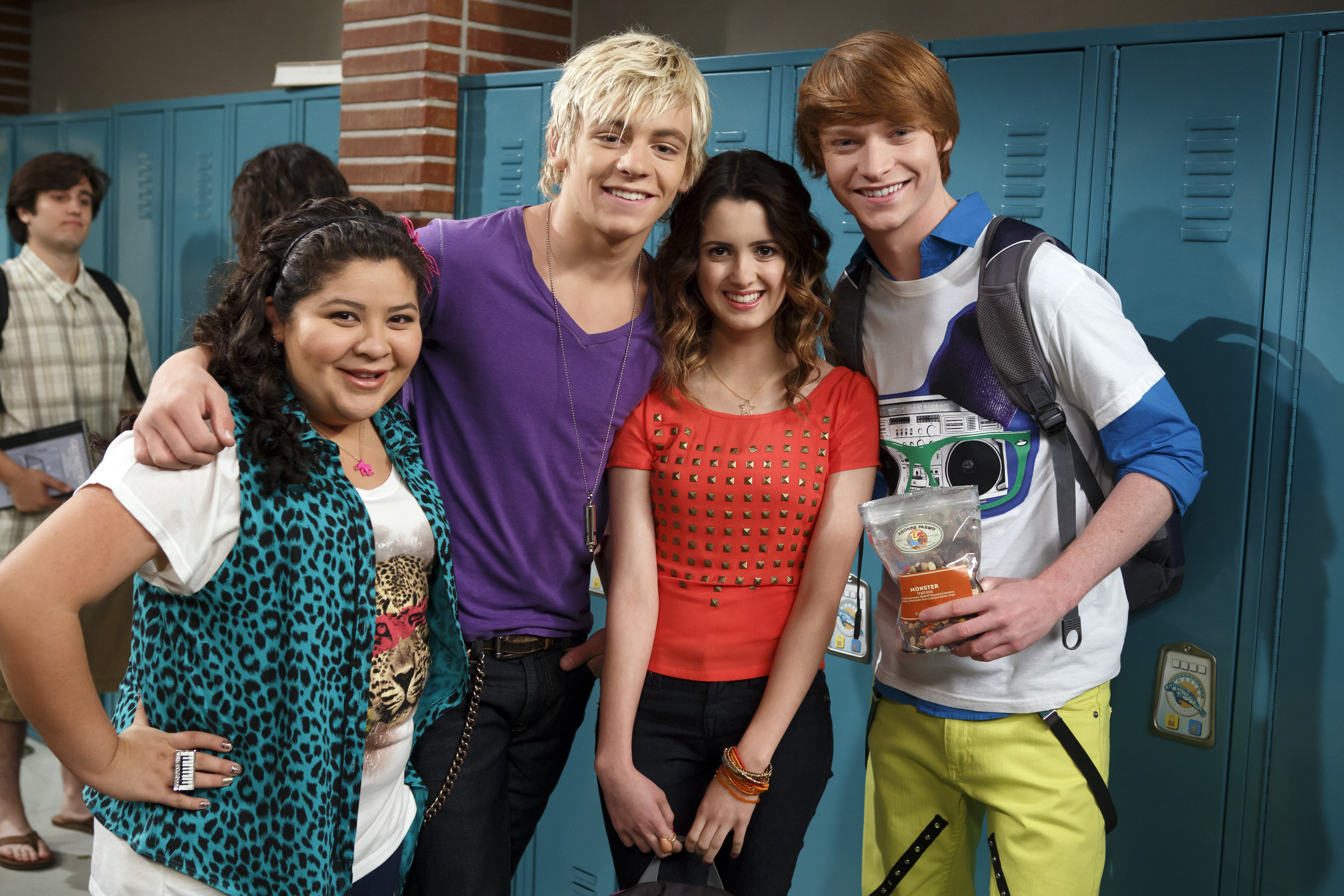 Do austin and ally get together