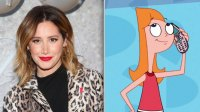 Phineas and Ferb Celebrity Voices Guest Stars