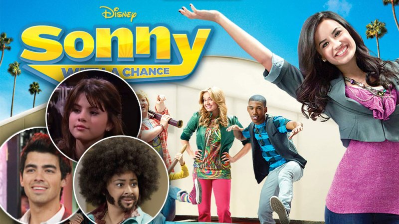 Sonny With A Chance Guest Stars
