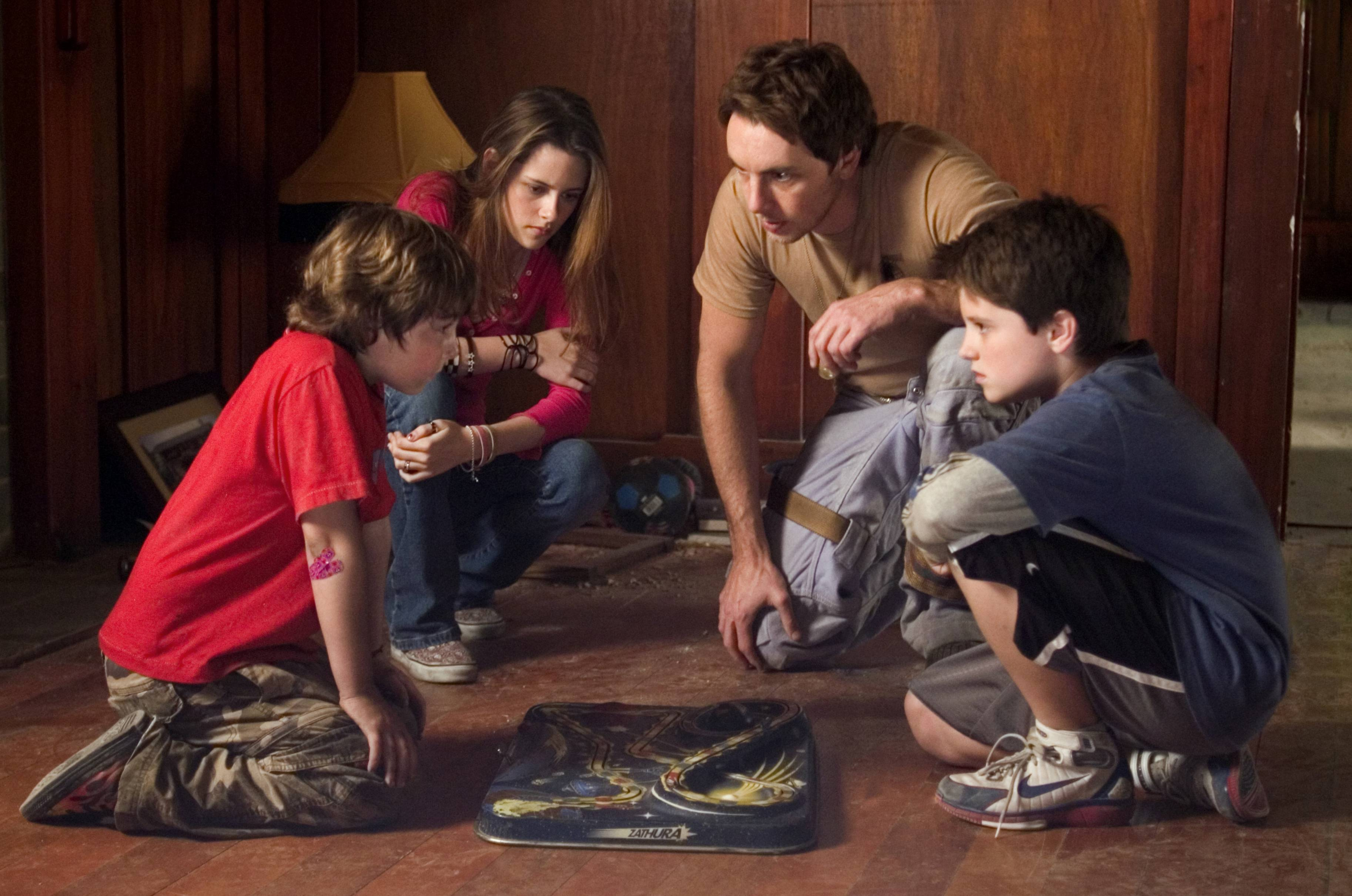 Then And Now Photos Of The Cast Of Zathura A Space Adventure