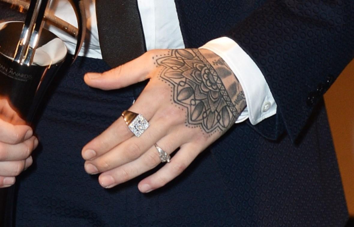 zayn malik ring