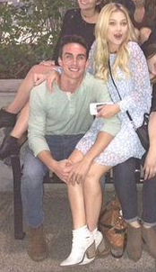olivia holt and her boyfriend