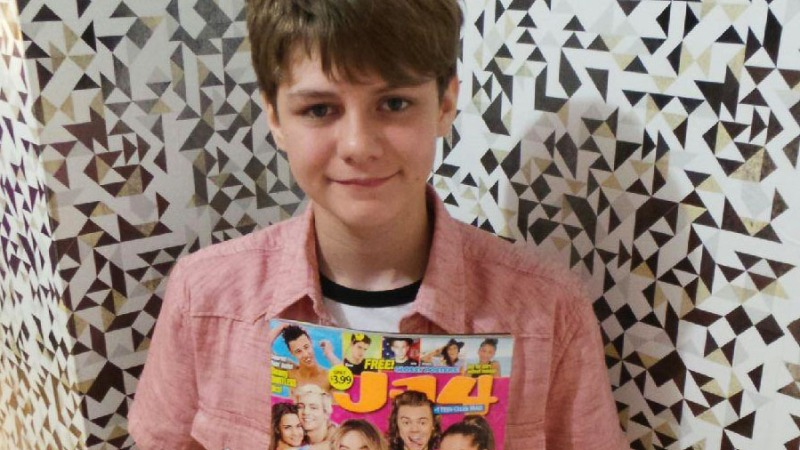 8 Things We Learned About 'Jurassic World' Actor Ty Simpkins