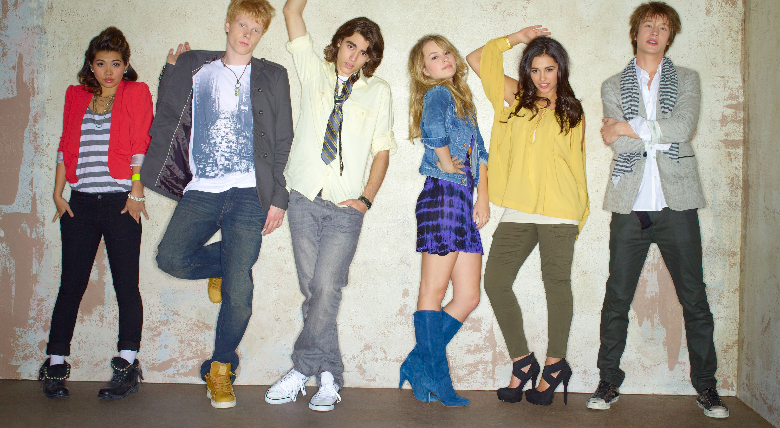 lemonade-mouth-cast