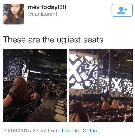 one direction fan kicked out 3