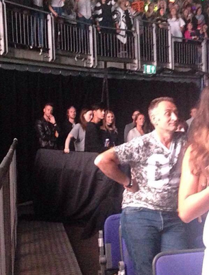 briana jungwirth one direction concert