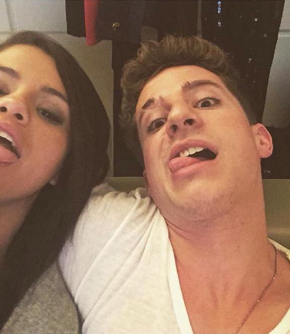 selena gomez charlie puth deleted instagram