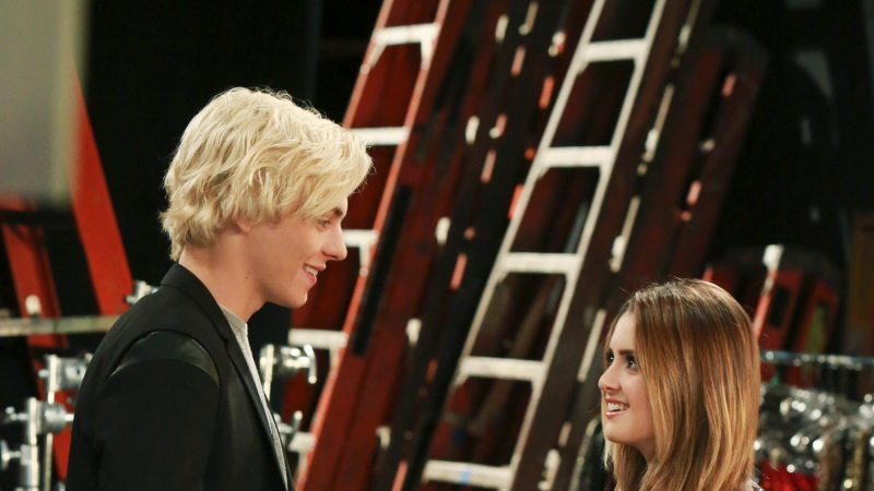austin and ally hook up fanfiction