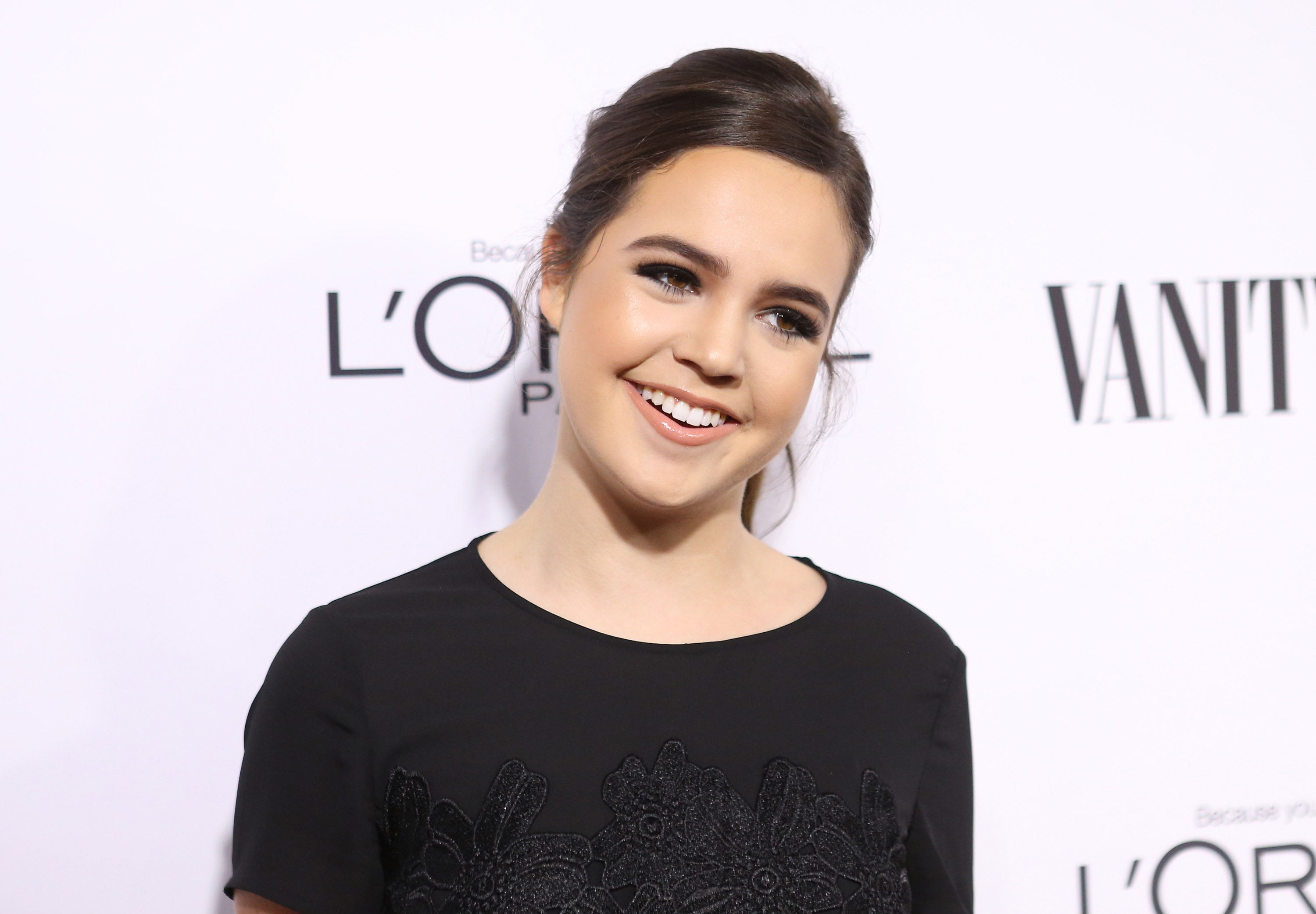 Bailee Madison Mourns For Her Family Member Who Passed Away - J-14