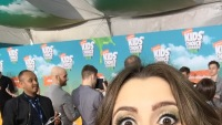 laura-marano-kids-choice-awards-orange-carpet