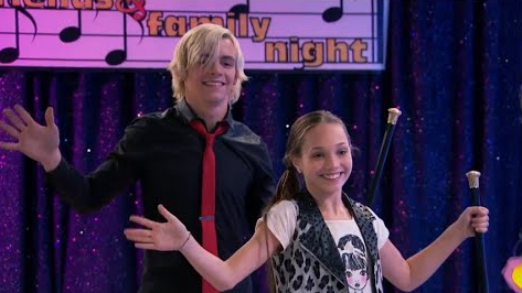 austin and ally show