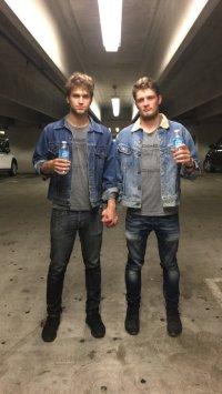 brett-dier-keegan-allen-holding-hands