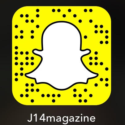 j-14 snapchat code