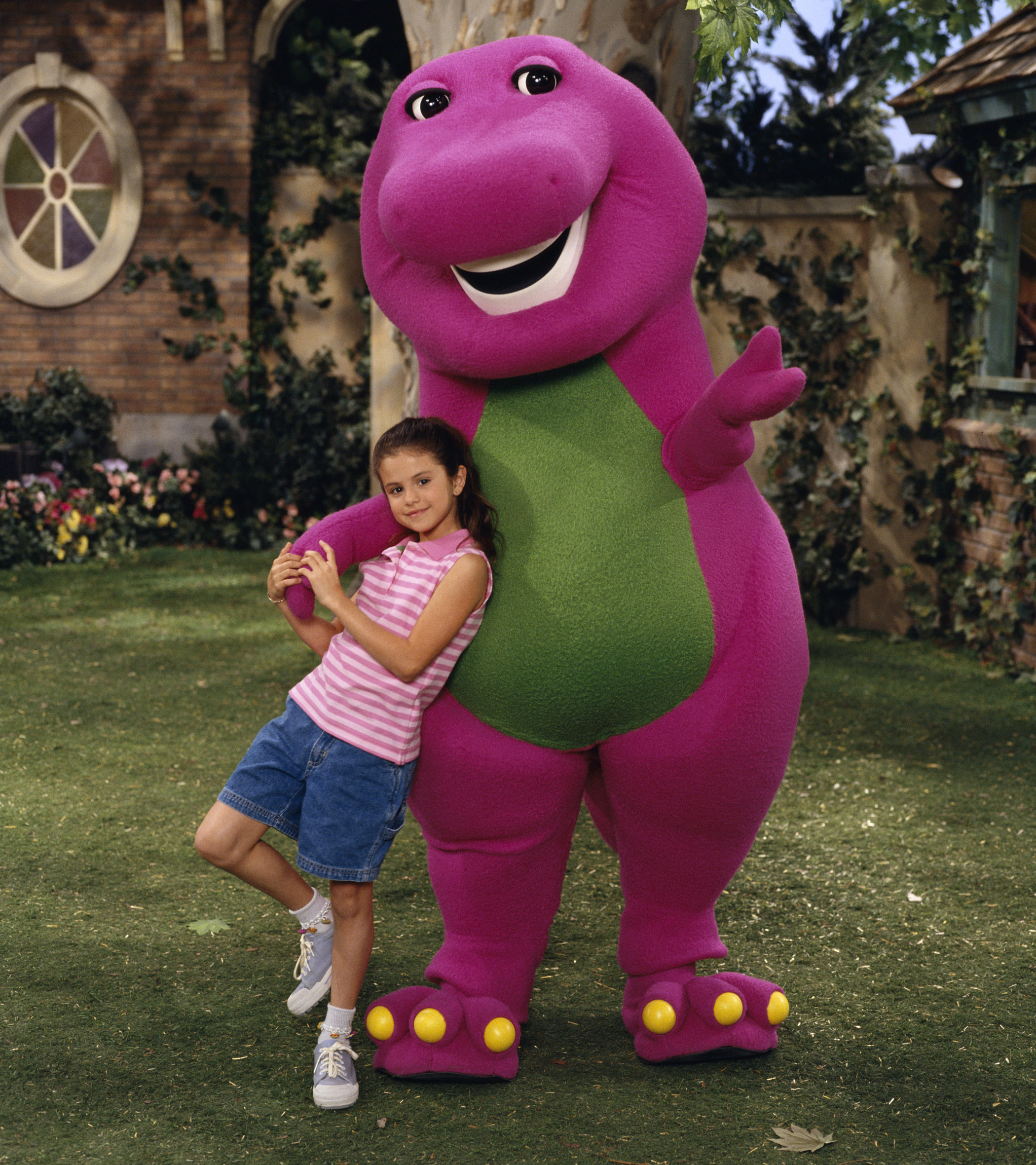 when did barney come out