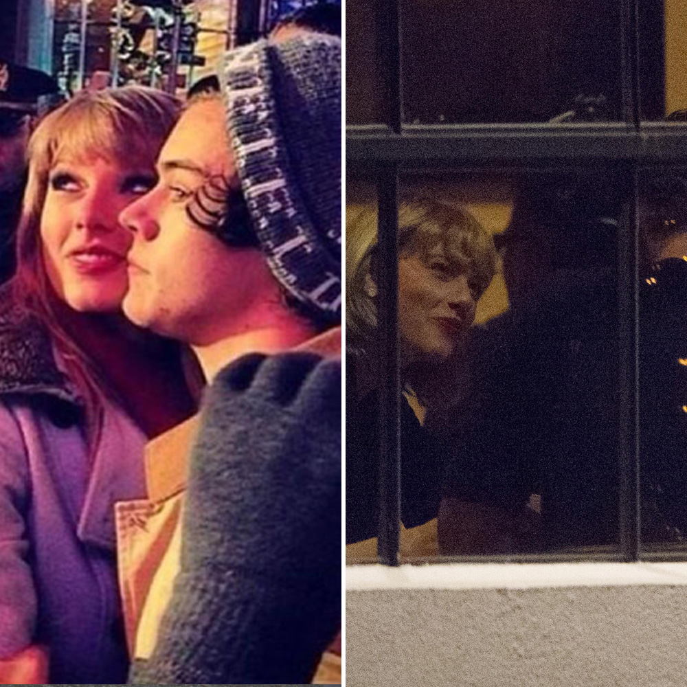 Looks - Swift Taylor with harry styles kissing pictures video