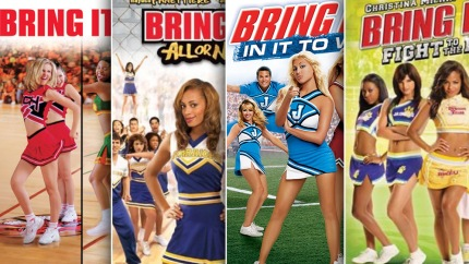 See What the Cheerleaders From the 'Bring it On' Movies Look Like Now
