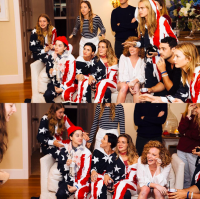See The Hottest Pics From Taylor Swift S 2016 Fourth Of July Party J 14