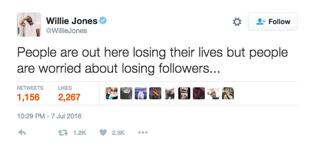 willie jones tweet 1