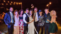 corbin-bleu-sasha-clements-wedding-5