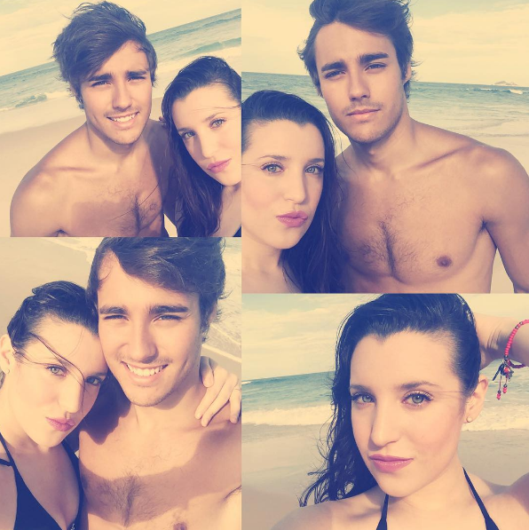 jorge blanco and his wife