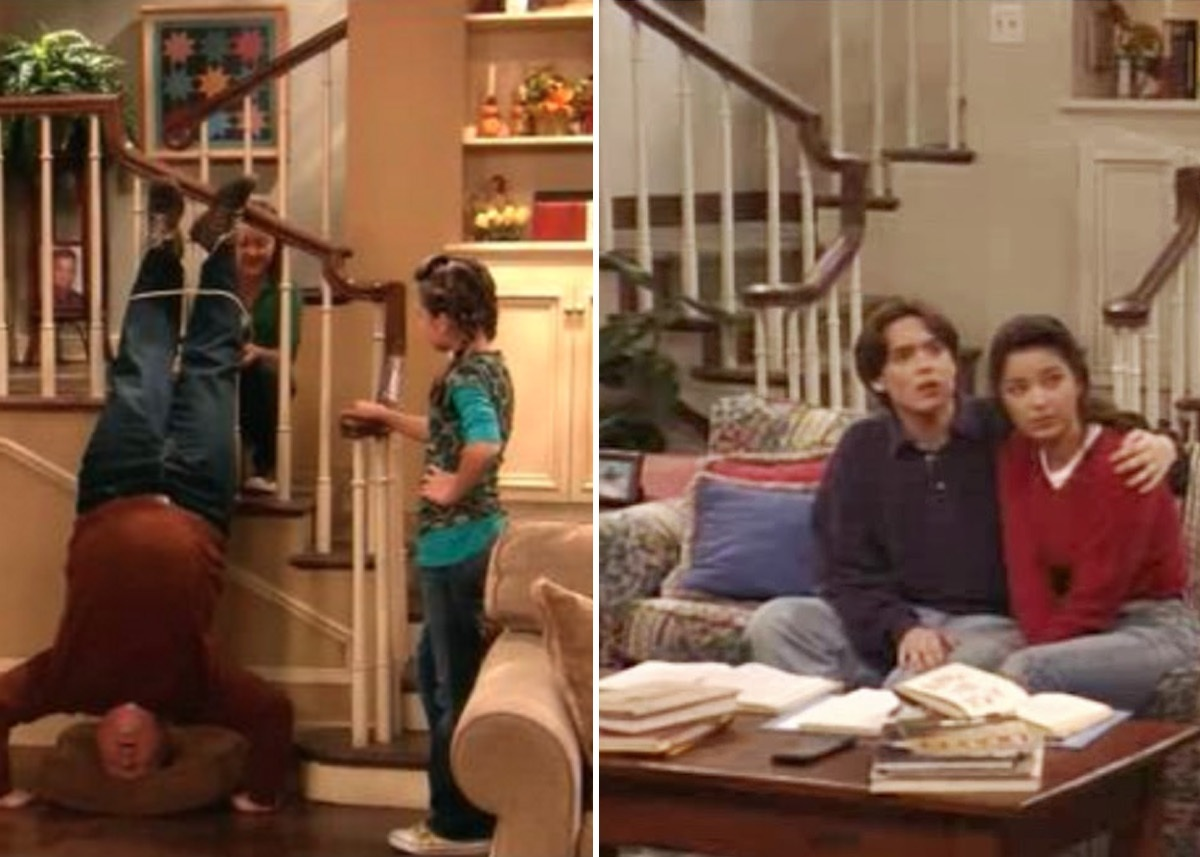 12 Pairs Of Shows You Didnt Know Were Filmed On The Same Set
